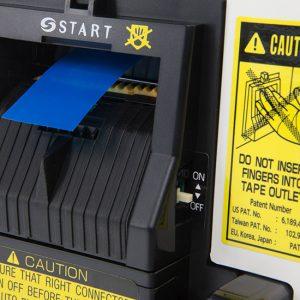 Dispensador electrónico de cinta adhesiva programable ZCM1100