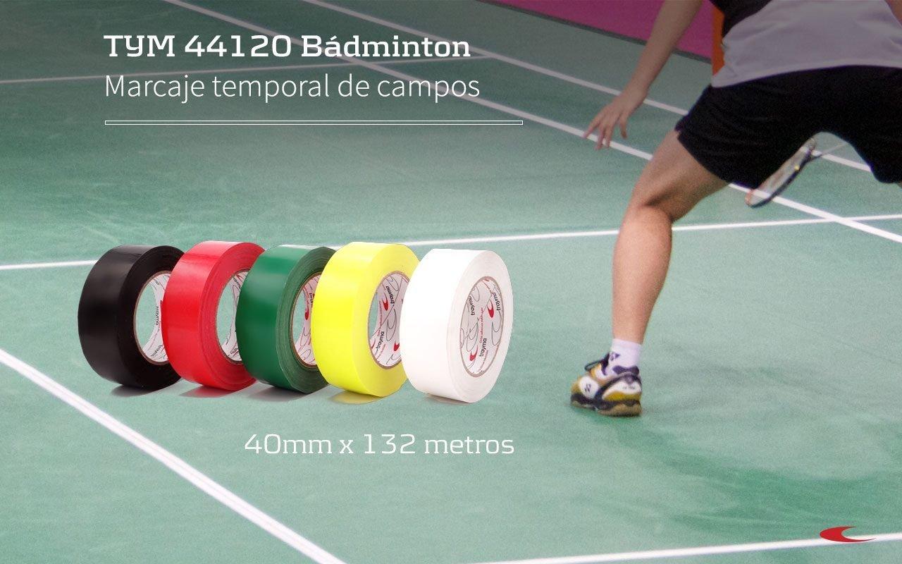 Nueva cinta adhesiva para marcar campos de bádminton TYM 44120