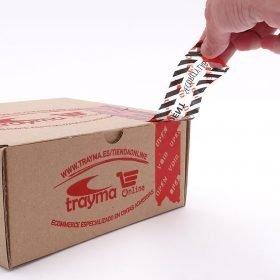 Etiquetas de seguridad para paquetería