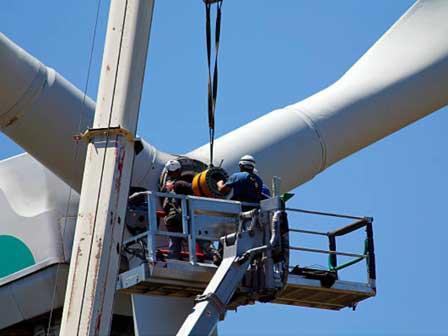 Cinta adhesiva reparación molinos de viento