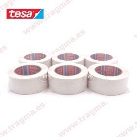 Precinto de polipropileno Tesa 4089 blanco 132m