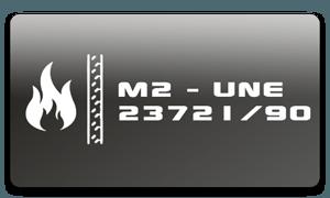 M2 UNE 23721-90