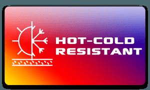 Resistencia calor / frio