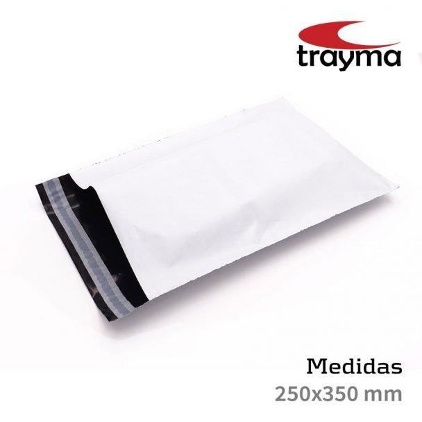 Bolsa para paquetería 250 x 350 mm