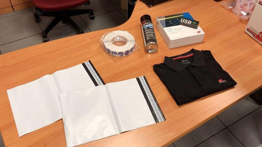 Bolsas de envio courier plástico polietileno