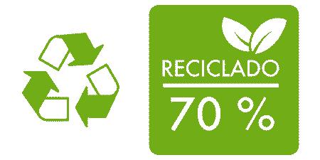 Icono reciclado