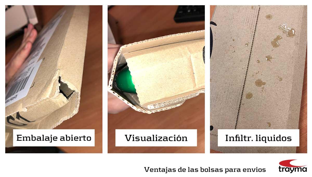 Ventajas de las bolsas para envios por correos