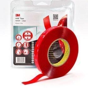 Cinta adhesiva espuma doble cara VHB 3M 4910f