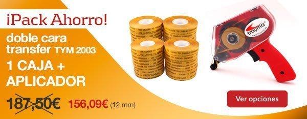 Comprar cinta adhesiva transfer con dispensador atg