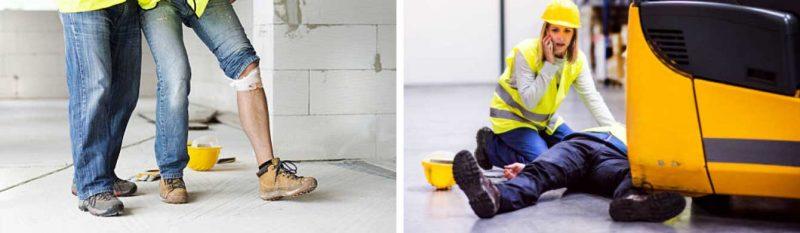 El marcaje de suelos ayuda a prevenir accidentes industriales