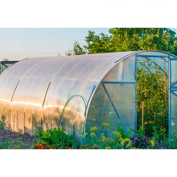 Cinta adhesiva para reparación de invernaderos