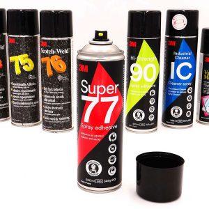 Sprays y Aerosoles Técnicos