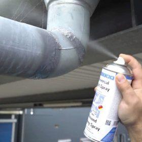 Spray sellador de fugas weicon