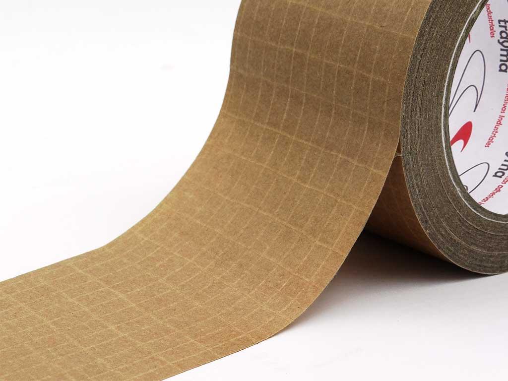 Cinta adhesiva de embalaje de papel kraft