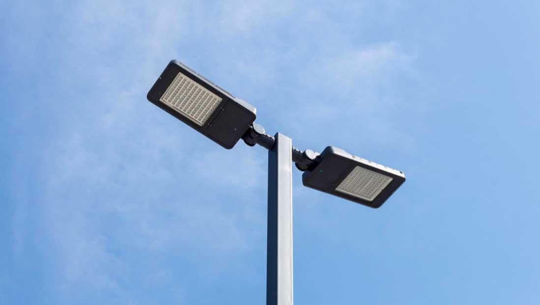 Iluminación exterior de LED