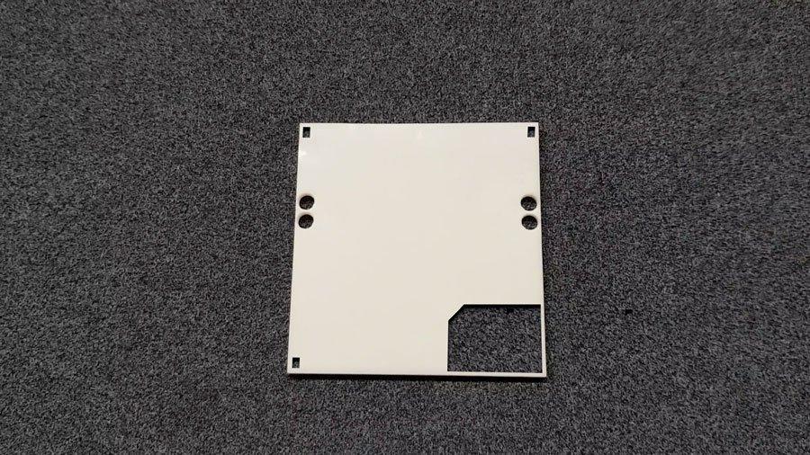 Espuma acrilica troquelada para disipación térmica en LED