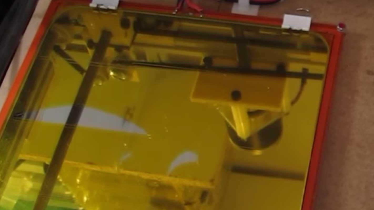 Cinta Kapton para proteger la cama caliente y bases de impresoras 3D