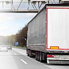 CInta reflectante para camiones