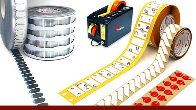 Automatización Ensamblaje con cintas adhesivas y productos adhesivos