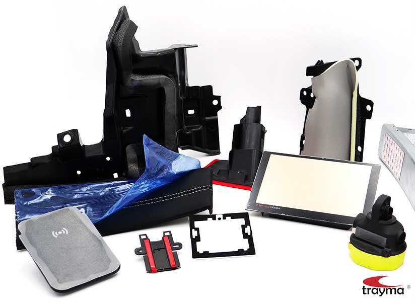 Soluciones adhesivas para la unión, fijación, sellado y protección de todo tipo de componentes
