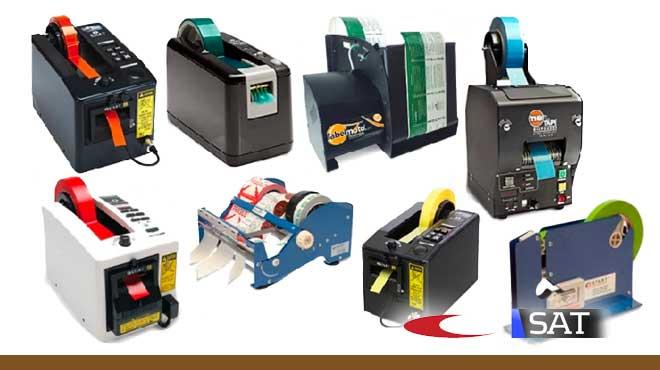 Reparación y mantenimiento de dispensadores de cinta adhesiva