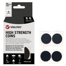 Círculos adhesivos extra fuertes marca Velcro