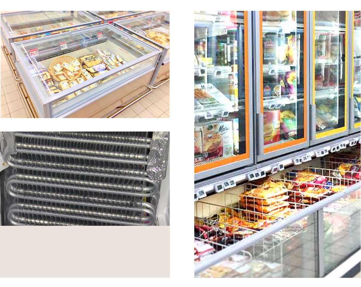 Usos de la cinta adhesiva de aluminio en equipos de refrigeración y congeladores