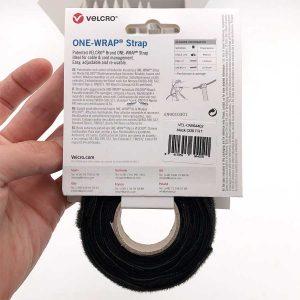 Bridas Velcro resistentes al fuego