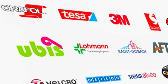 Listado de proveedores cinta adhesiva para la fabricación de papel