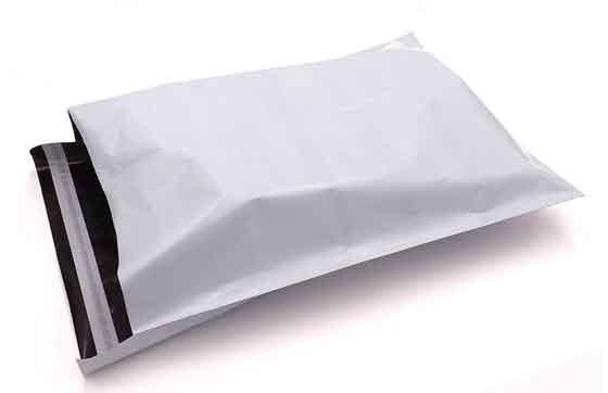 Bolsas de plástico para envíos de paquetería tipo courier