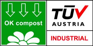 Certificado cinta adhesiva ecológica