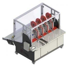 Máquinas aplicadoras de cinta adhesiva