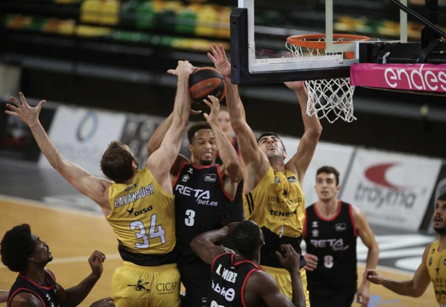 Bilbao Basket Trayma