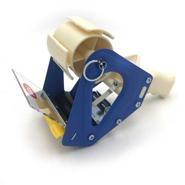 Precintadora manual cinta adhesiva 50 mm embalaje metal