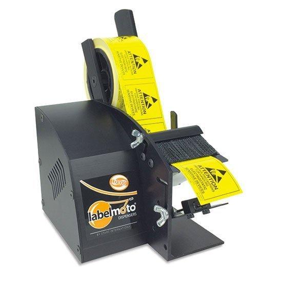 START LABELMOTO LD3000 Dispensador automático de etiquetas tamaño compacto