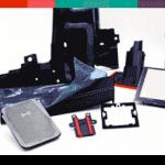 Convertidor de cintas adhesivas