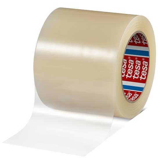 Tesa 4646 Cinta adhesiva para la reparación de invernaderos transparente