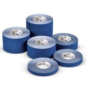 Cinta adhesiva antideslizante M2 Mehlhose color azul varias medidas