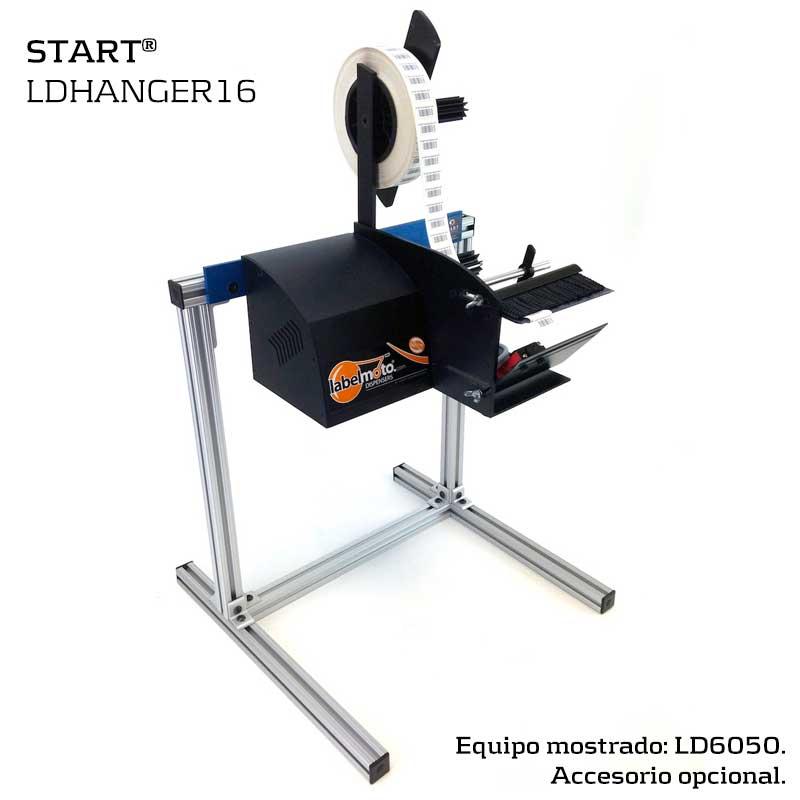 START LD HANGER16, mesa de trabajo para dispensadores de etiquetas