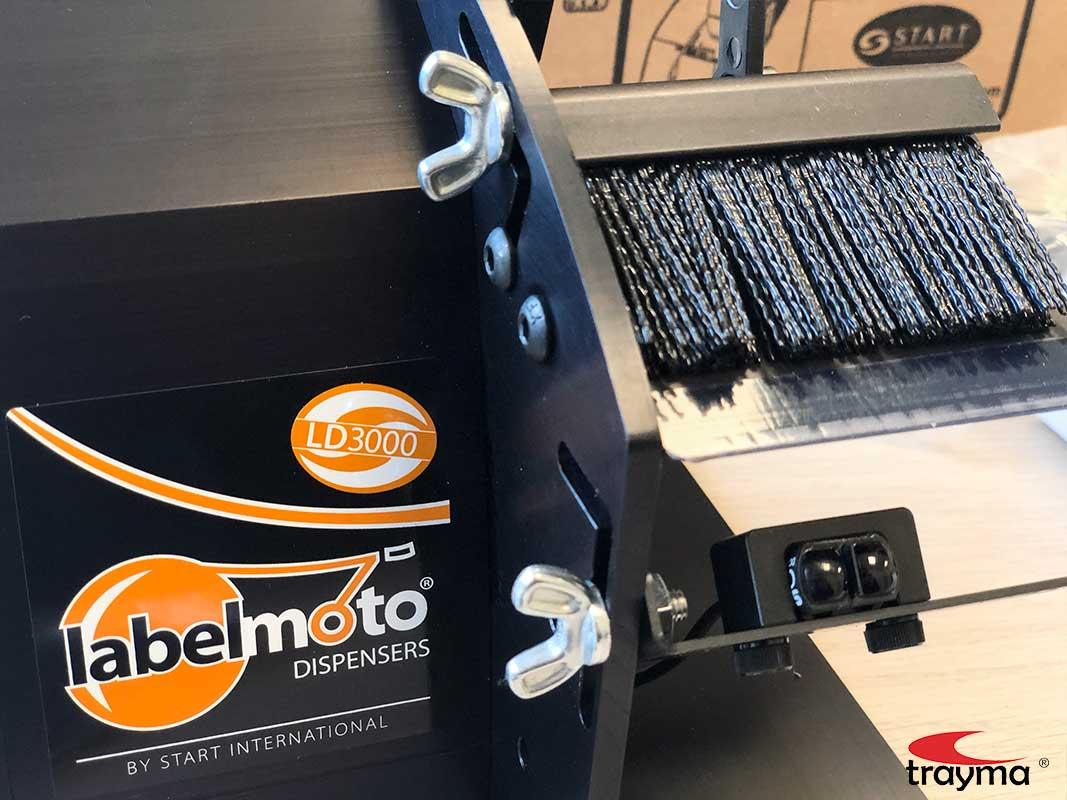 Dispensador automático de etiquetas START LD3000