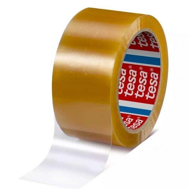 Tesa 60400 cinta adhesiva sostenible de PLA para embalaje ecológico