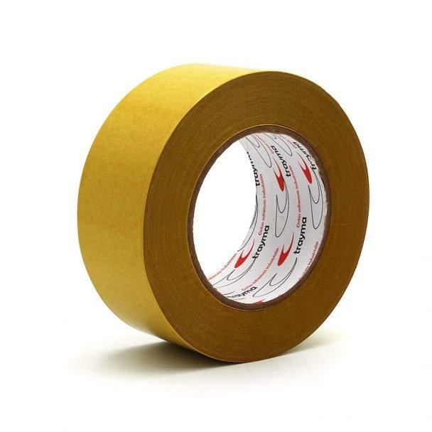 TYM 2063 cinta doble cara papel tissue adhesivo extrafuerte