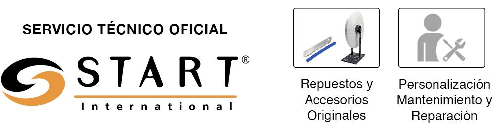 Servicio Técnico Oficial dispensadores automáticos START INTERNATIONAL