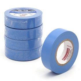 Cinta aislante resistente a llama Plymouth color azul